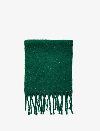 Koton Desenli Atkı Yeşil